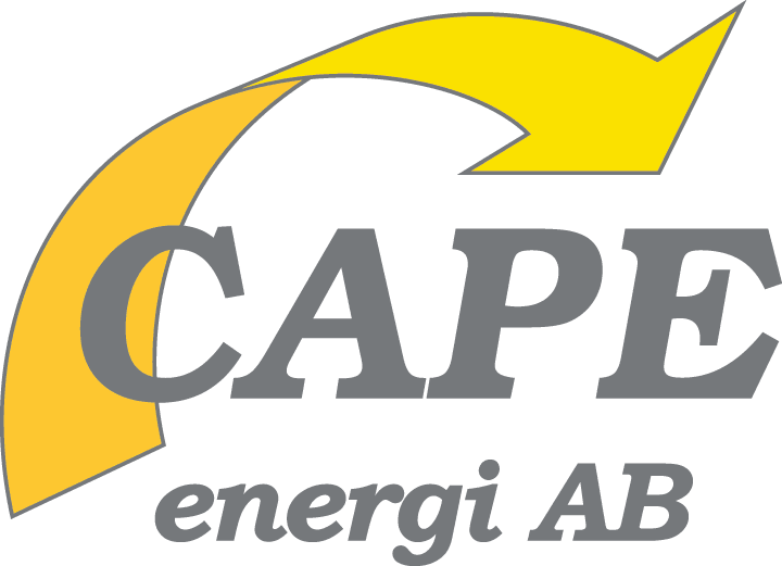 CAPE Energi logotyp